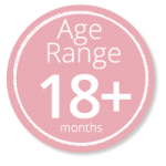 recommend age 18 mths