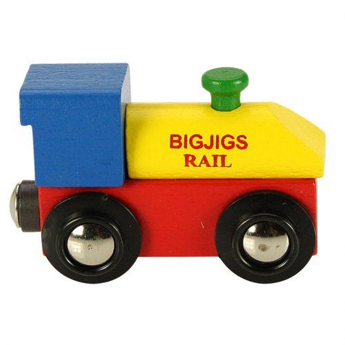 Letter Train Engine