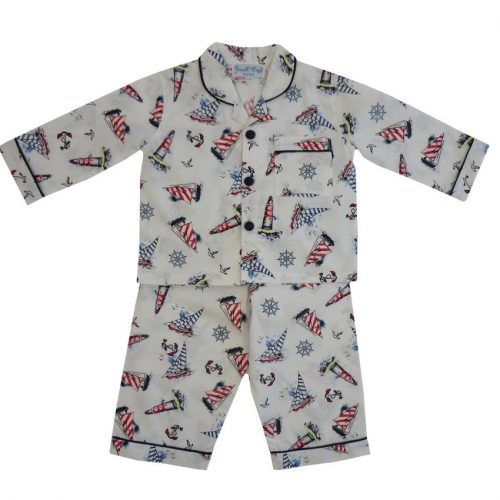 traditional boys pyjamas