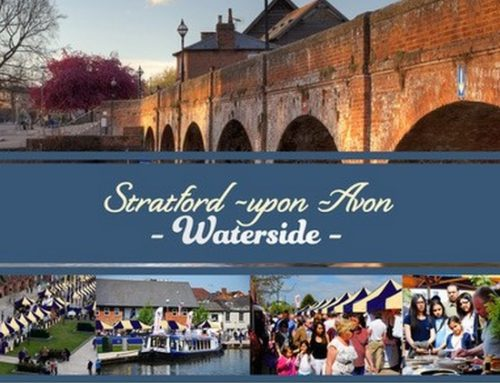 See us at Waterside Upmarket -Stratford Upon Avon