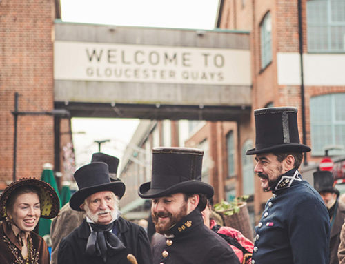 Gloucester Victorian Christmas