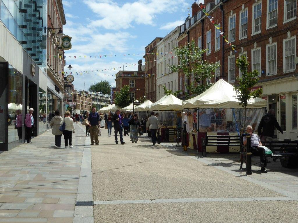 Worcester High Street Market