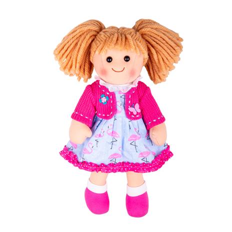 Rag doll flamingo Maggie