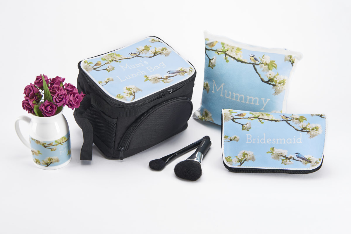Personalised Mums Blossom spring gift collection