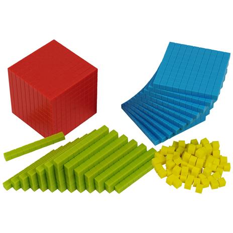 maths ten base resource pack