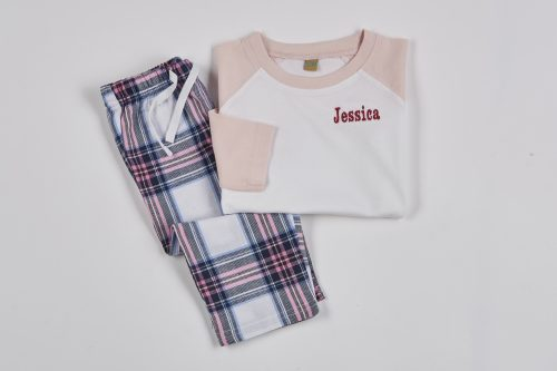 personalised pyjamas