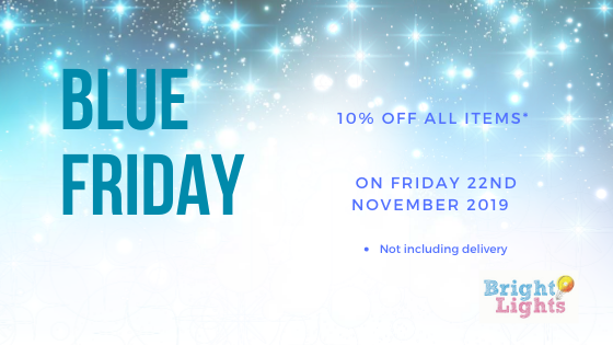 Blue Friday Sale