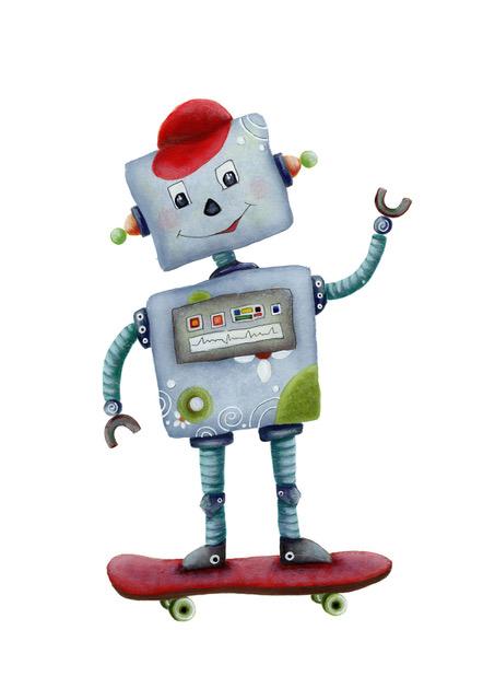 jack robot design