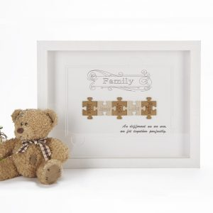 Family name jigsaw