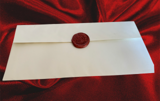 Father Christmas official letter